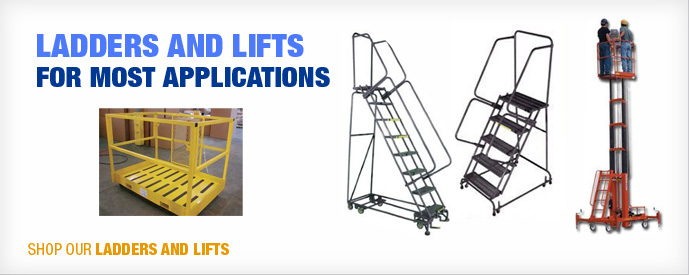 Rolling Ladders and Lifts