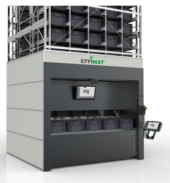 Effimat Vertical Lift Module