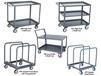 ALL-WELDED UTILITY CARTS