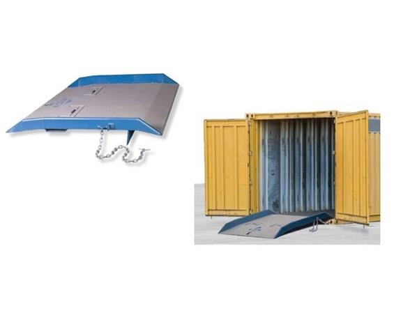 CONTAINER RAMPS