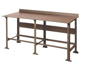 Remarkable Extra Heavy Duty Plate Top Work Bench Industrial Equipment Frankydiablos Diy Chair Ideas Frankydiabloscom